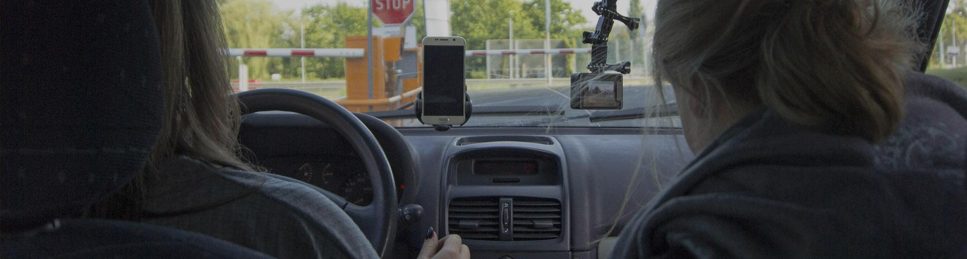 In-car user testing  — useful tips for testing your mobile apps with drivers