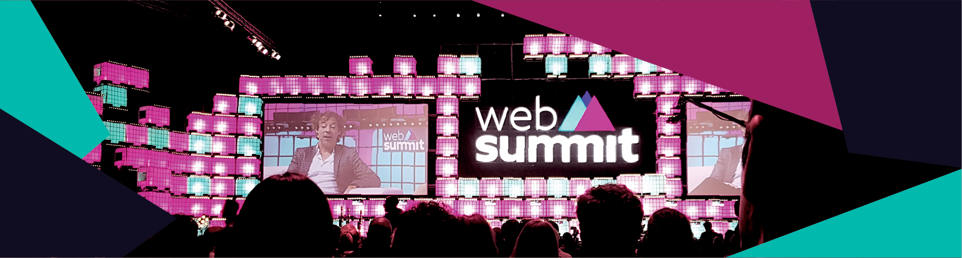 The Web Summit in Lisbon gathered  70k+ attendees this year