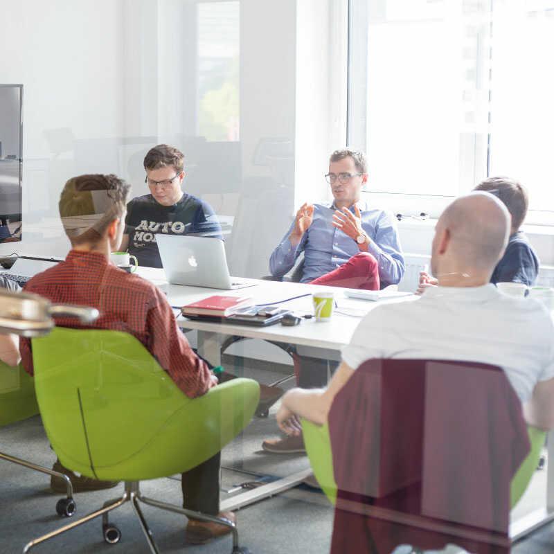 PIX4D case study - 5 amigos meetings