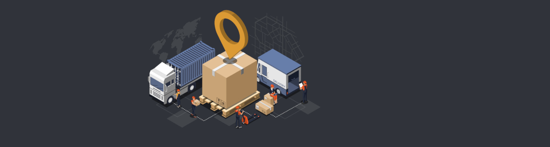 iot tracking devices in supply chain