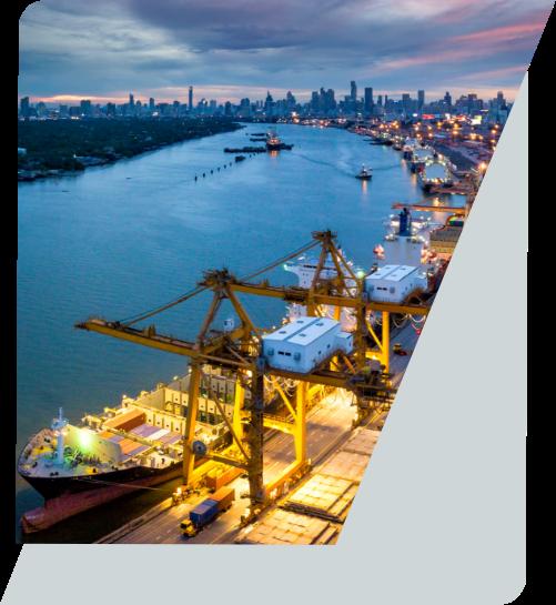 Port of Gdańsk case study - a project delivered by Skyrise.tech